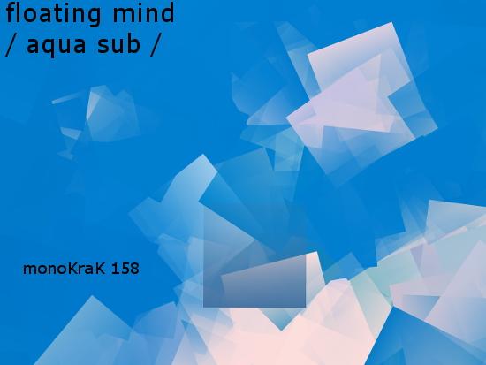 monoKraK 158 cover