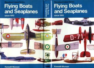 Cover of: Flying-boats and seaplanes since 1910 | Kenneth Munson