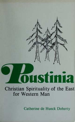 Cover of: Poustinia   Catherine De Hueck Doherty