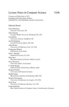 Theory of quantum computation, communication, and cryptography by TQC 2008 (2008 Tokyo, Japan)